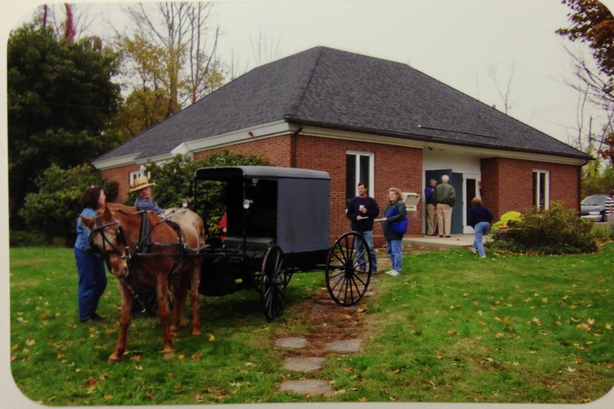 2005 - Dedication of the Boxborough Museum